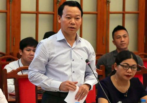 "Chu tich tinh Yen Bai noi gi sau ket luan thanh tra ""biet phu"" Giam doc So?"