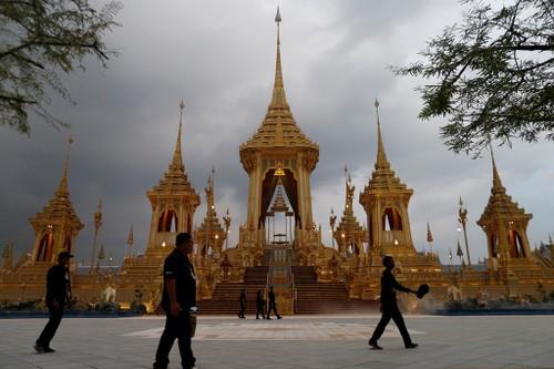 Hoa tang vua Thai: 90 trieu USD va nhung dien nghi tram nam-Hinh-2