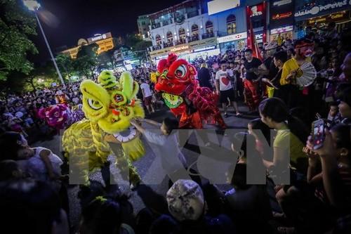 Ha Noi se khong ban phao hoa trong dem Giao thua Tet Dinh Dau