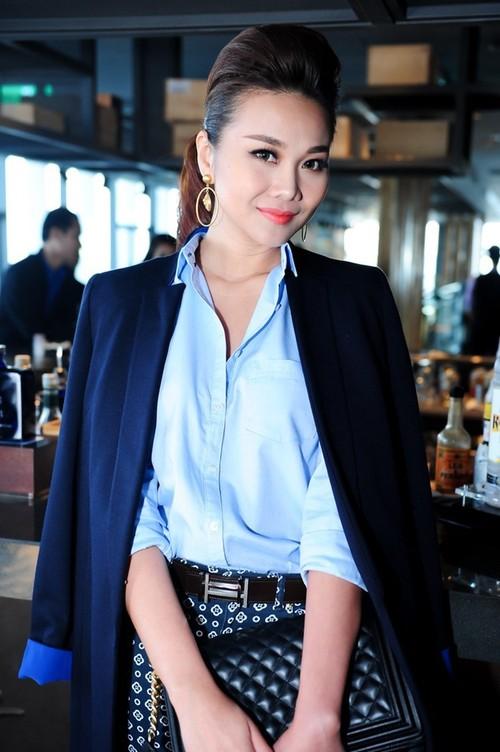 "Tranh cai gay gat viec Minh Hang to bi Ha Ho ""da"" khoi The Face-Hinh-3"
