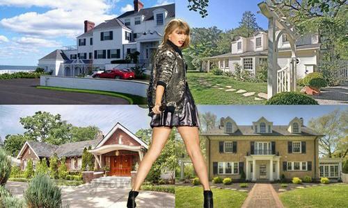 Can canh khoi tai san khong lo cua Taylor Swift