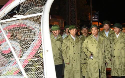 Thu tuong chi dao khac phuc hau qua bao so 10 o Quang Binh-Hinh-3