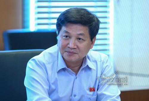 2 Bi thu tinh duoc gioi thieu lam Tong Thanh tra va Bo truong GTVT