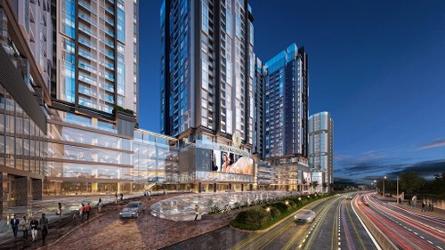 Hut khach, CDT tiep tuc ra mat toa T1 Sun Grand City Ancora Residence-Hinh-2