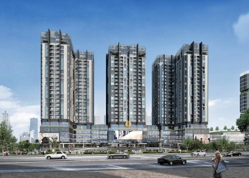 Hut khach, CDT tiep tuc ra mat toa T1 Sun Grand City Ancora Residence