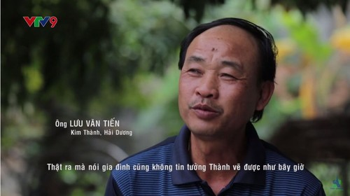 Hoa sy khuyet tat Luu Xuan Thanh: Nguoi ve lai so phan-Hinh-4