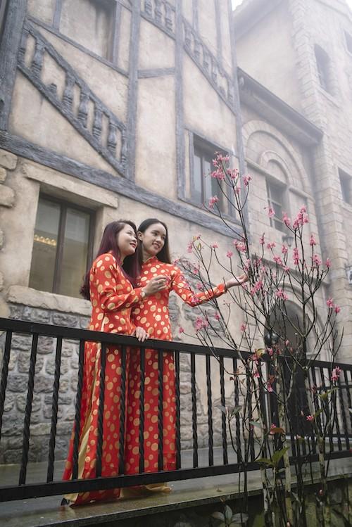 Du xuan len dinh Ba Na ngam dao chuong-Hinh-5