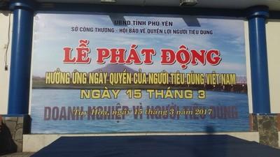 Dieu hanh huong ung ngay Quyen cua nguoi tieu dung Viet Nam nam 2017