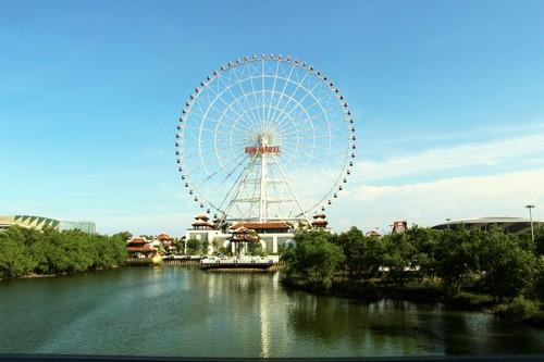 Asia Park trong moi 5.000 cay xanh
