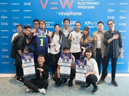 VNPT VinaPhone to chuc Giai thuong am nhac dien tu cho DJ tre VN-Hinh-2