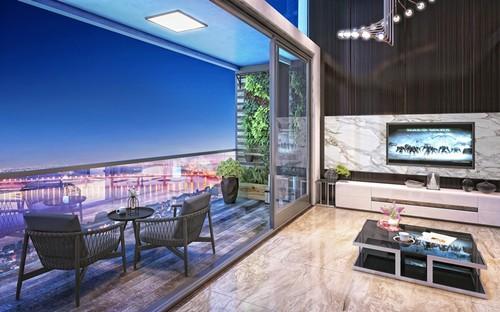 Le khai truong nha mau Ancora Residence hut dong dao khach hang-Hinh-2
