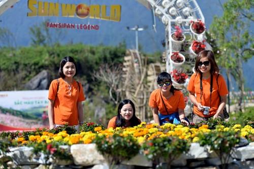 Len Sun World Fansipan Legend ngam rung hoa mua ha khoe sac-Hinh-6