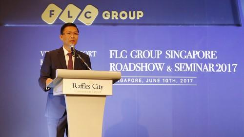 Roadshow tai Singapore, FLC tai khoi dong niem yet o nuoc ngoai-Hinh-3