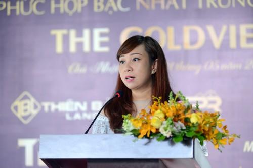 Quyet tam nam giu cac co hoi cho thanh cong cua TNR Holdings