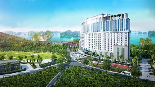 100% can ho FLC Grand Hotel Ha Long dot ra hang dau tien co chu