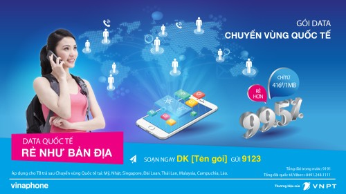 VinaPhone giam cuoc Data Roaming tai My va mot so nuoc Chau A-Hinh-2