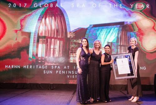 "World Luxury Spa Awards 2017 chon HARNN Heritage Spa la ""Spa tot nhat the gioi""-Hinh-2"