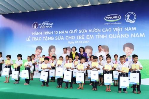 Hanh trinh trao sua 10 nam cua quy sua vuon cao Viet Nam-Hinh-4