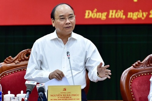 Thu tuong dong y chu truong quy hoach san golf va cap treo tai Quang Binh
