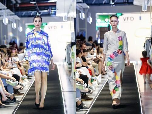 "Da tiec thoi trang ""Liec"": Loi chao dang cap tu V-Fashion Designers-Hinh-10"