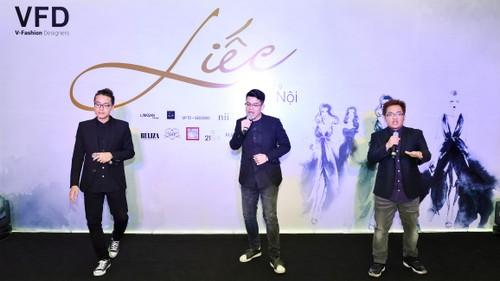 "Da tiec thoi trang ""Liec"": Loi chao dang cap tu V-Fashion Designers-Hinh-7"