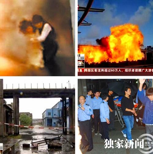"""Nam chinh """"Yeu Giua Mua Xuan"""" bi ban dien to dung tai nan de PR phim moi"""