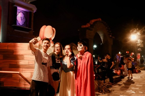 Bua tiec Halloween sieu doc dao tai Sun World Danang Wonders-Hinh-5