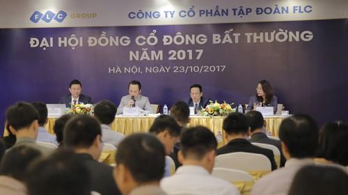 Ong Trinh Van Quyet mua them co phieu, nang so huu tai FLC len 30,12%