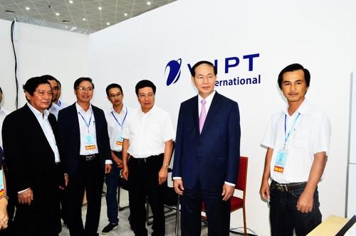 VNPT san sang ha tang thong tin lien lac phuc vu APEC 2017