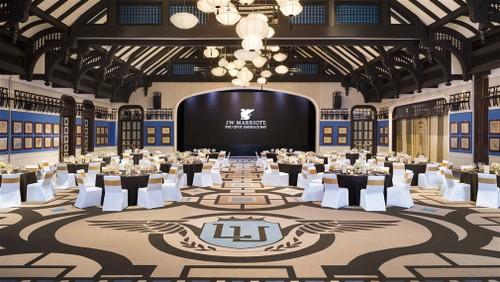 JW Marriott Phu Quoc Emerald Bay dang cai le trao giai World Traverl Awards 2017 va World Spa Awards-Hinh-8