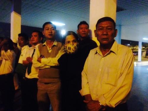 Ong Nguyen Ba Thanh da duoc dua ve BV Da Nang-Hinh-7