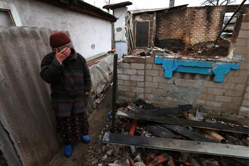 Donbass: 4.800 thiet mang ke tu dau chien tranh