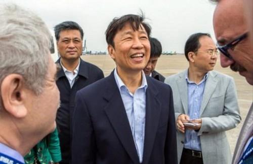 Pho Chu tich Trung Quoc: Muc tieu chong tham nhung ke tiep?