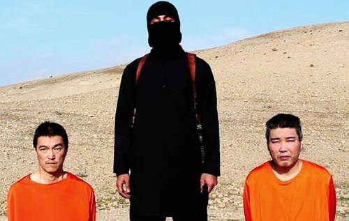 Nhat Ban co gang toi cung de giai cuu con tin khoi IS