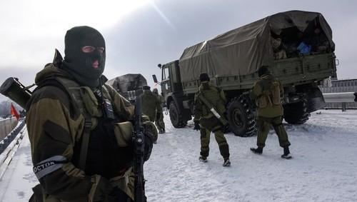 Nha bao Sec: Truyen thong phuong Tay doi tra ve Donbass