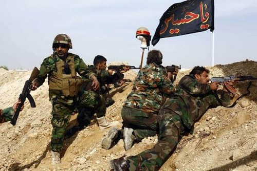 Iran dang chieu mo linh nuoc ngoai tham gia cuoc chien Syria?