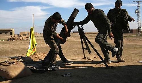 Luc luong SDF danh bat IS ra khoi nhieu vung gan Raqqa
