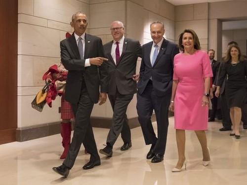 Lo noi dung bai phat bieu chia tay cua Tong thong Obama