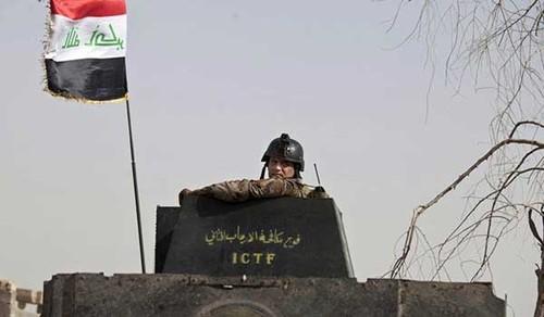 Binh linh My truc tiep danh phien quan IS o Mosul?