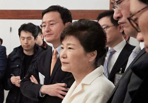 Tong thong Park Geun-hye bac bo cac cao buoc