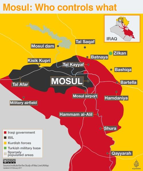 Quan doi Iraq lan dau tien vao cac quan tay Mosul-Hinh-2