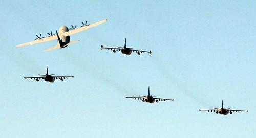Tin nong: Iraq o at khong kich phien quan IS o Syria