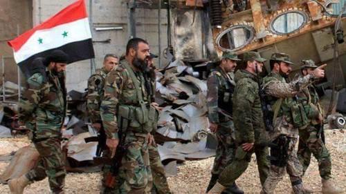 Quan doi Syria bat ngo tien danh phien quan IS sat Aleppo