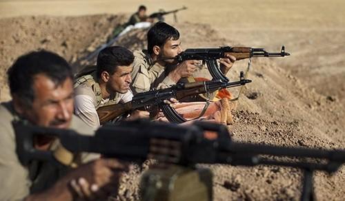 "SDF ""tung cuoc"" danh bay IS khoi benh vien o Al-Tabaqa"