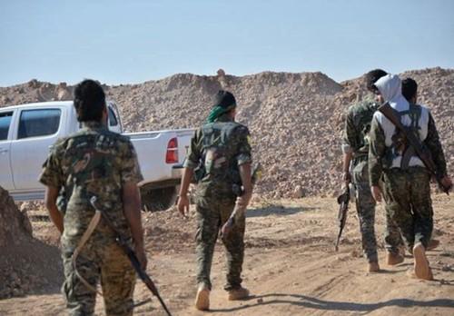 Luc luong SDF chinh thuc danh Raqqa vao thang 6