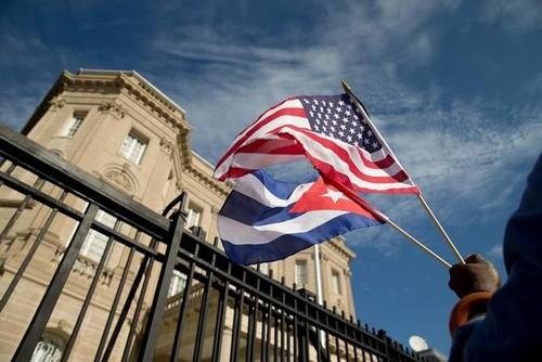Chinh quyen cua Tong thong Donald Trump xet lai quan he My-Cuba?