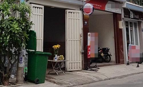 Phat hien thi the 2 thai nhi trong thung rac cong ty giay o Vung Tau