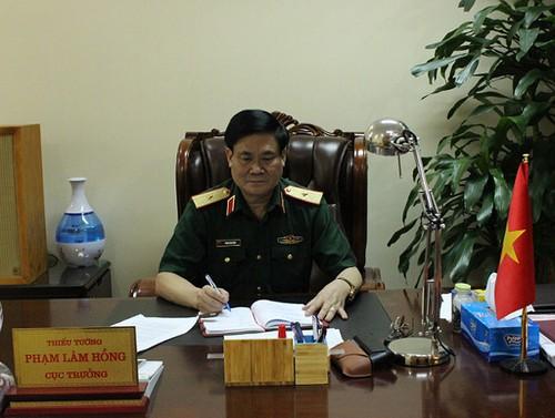Viet Nam ung dung Cach mang cong nghiep 4.0 vao quan su