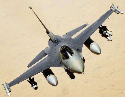F-16Fighting Falcon
