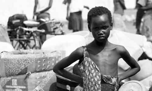 Li do gi khien tre em Nam Sudan bo tron khoi dat nuoc?